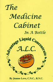 The Medicine Cabinet in a Bottle