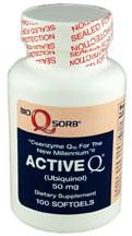 Active-Q Coenzyme Q10 (Ubiquinol)