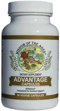 Advantage Grapefruit Capsules