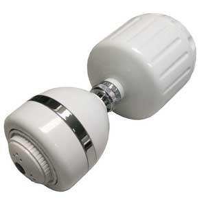 High Output Shower Filter