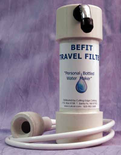 Befit Travel Filter