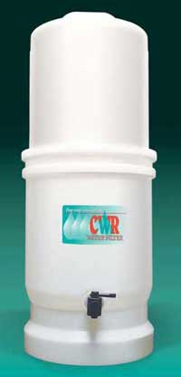 CWR Gravity-Feed Filter, Plastic