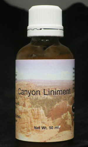 Canyon Liniment