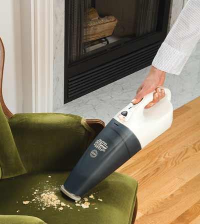 DirtTamer Supreme Hand-Held Allergy Vac