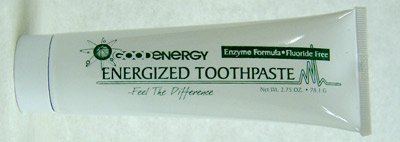 Good Energy Toothpaste
