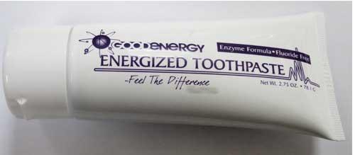 Good Energy Toothpaste