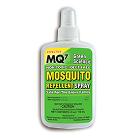 MQ7 Chemical-Free Mosquito Repellent