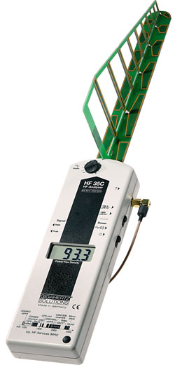 Radio-Frequency Meter: Technical Information