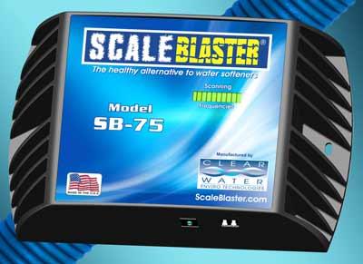 Scaleblaster Water Softener - #SB-75