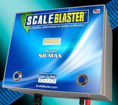 Scaleblaster Water Softener - #SB-MAX