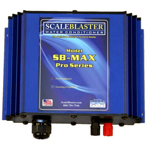 Scaleblaster Water Softener - #SB-MAXPRO