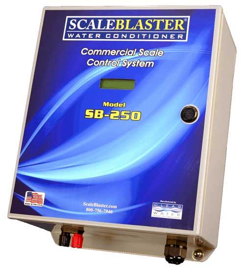 ScaleBlaster Water Softener, Commercial Model #250