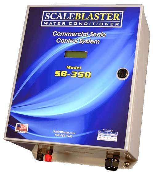ScaleBlaster Water Softener, Commercial Model #350