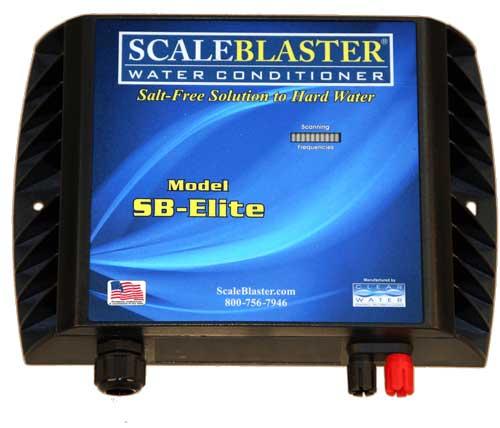 ScaleBlaster Water Softener - #SB-Elite