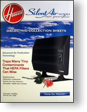 Silent Air Collection Sheets