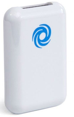 Air Supply Personal Ionizer, Rechargeable