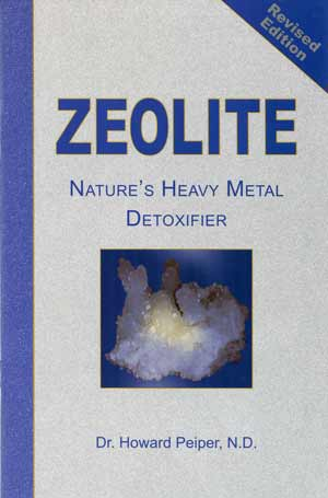 Zeolite: Nature's Heavy Metal Detoxifier