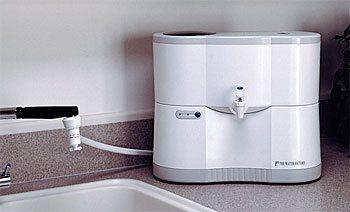 Countertop Reverse Osmosis : Water Factory Reverse Osmosis Filter Countertop