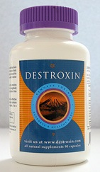 Destroxin Zeolite Capsules