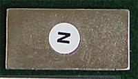 "2"" x 1"" x .1/8"" Neodymium Rectangle Magnet"