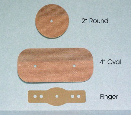 Adhesive Pads, Assorted Sizes