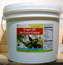 Virgin Coconut Oil, gallon