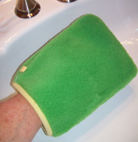 Oko Clean Cleaning Mitt