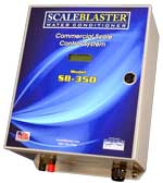 ScaleBlaster Water Softener, Commercial Model #350