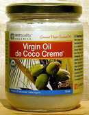 Virgin Coconut Oil, 15-oz. jar