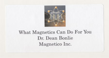 What Magnetism Does for You, DVD