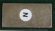 "2"" x 1"" x .1/8"" Neodymium Rectangle Magnet"