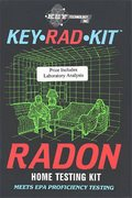 Keyrad Radon Home Testing Kit