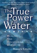 The True Power of Water DVD