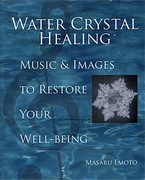 Water Crystal Healing Book-CD Set